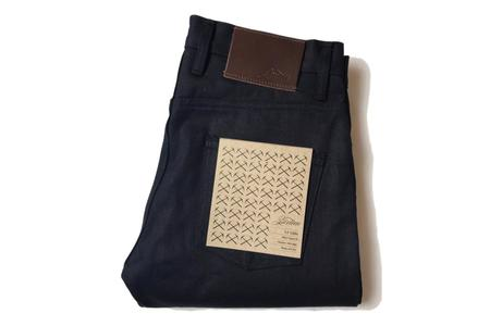 3Sixteen ST-120x Slim Tapered - Shadow Selvedge