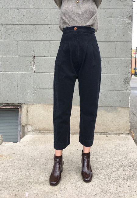 Ilana Kohn Gallo Pant - Black Denim