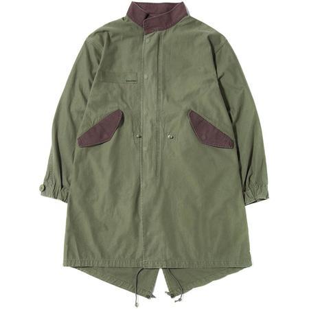 Liberaiders M65 Jacket - Olive