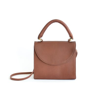 CAB Collection CAB Tan Charlie Bag