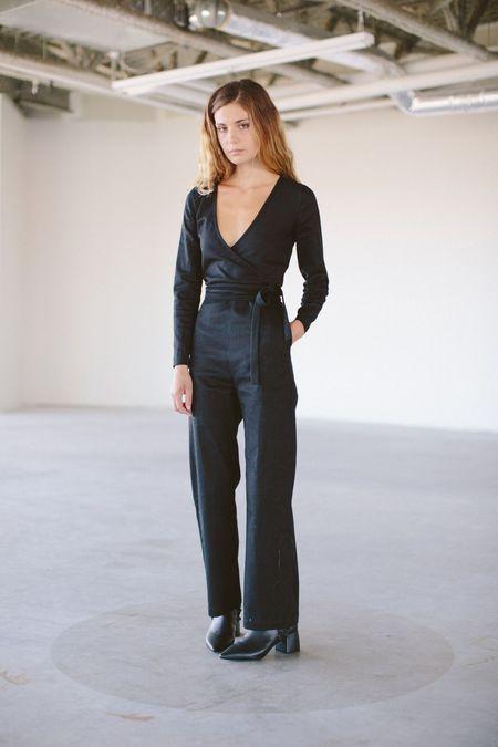 Winsome Goods Abott Jumpsuit - Black