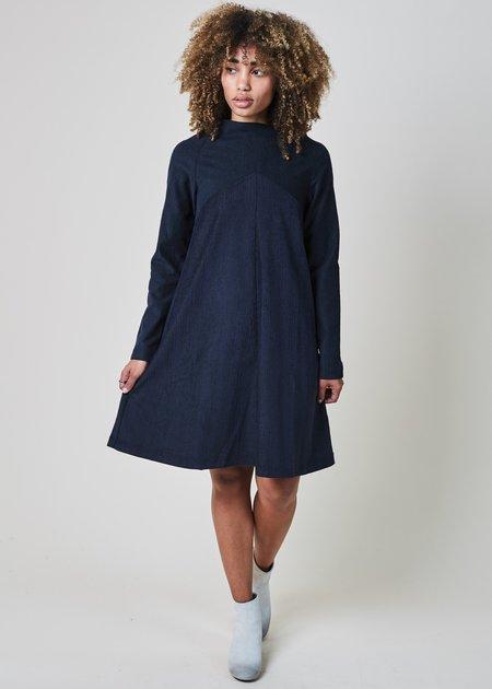 Echappees Belles Coralie Cowl Neck Dress