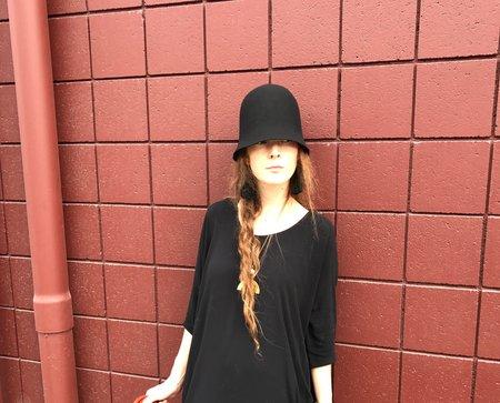 Mature Hat Free Hat - Wool Black