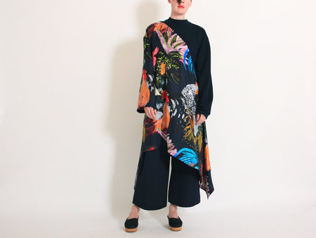 Reality Studio Duo Dress - Night/Rooster