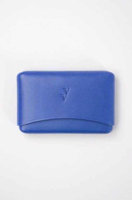 VereVerto Brev Card Holder - Cobalt