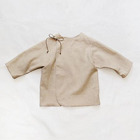 Kid's Makié Jade Wrap Blouse