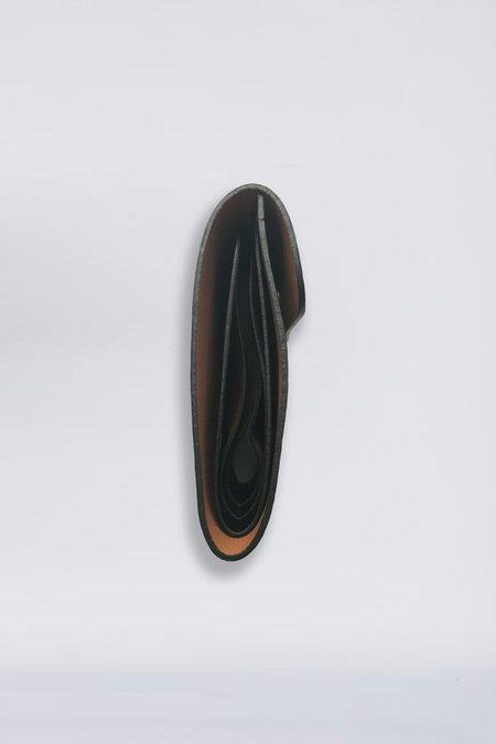 Steve Mono Leather Pocket Wallet