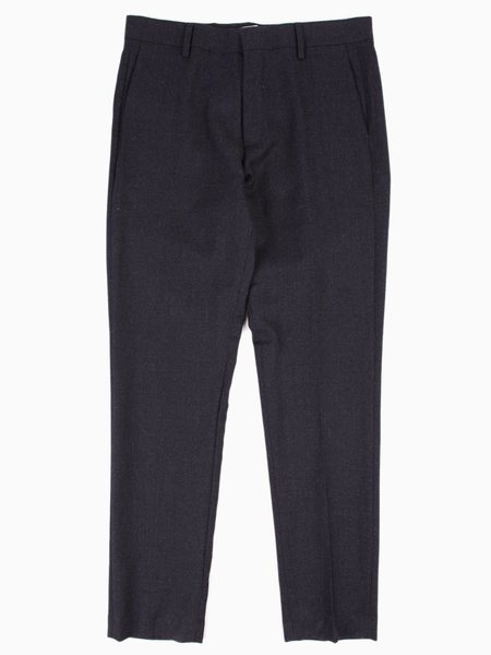 Norse Projects Thomas Wool Charcoal Melange