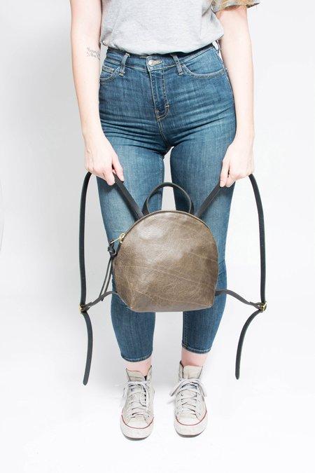 Eleven Thirty Anni Mini Backpack: Steel