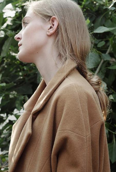 Vestige Story Dahlia Coat