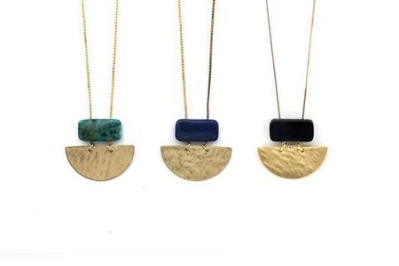 Isobell Designs Indian Wake Necklace