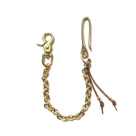 MAPLE FW17 Wallet Chain - Brass