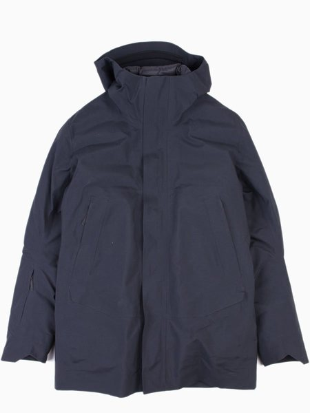 Arc'teryx Veilance Patrol Down Coat Black