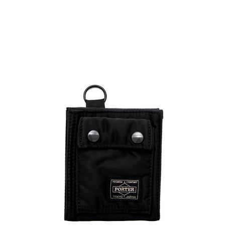 Porter Tanker Wallet - Black