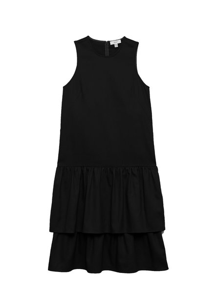 IGWT Wendy Dress - Black Twill