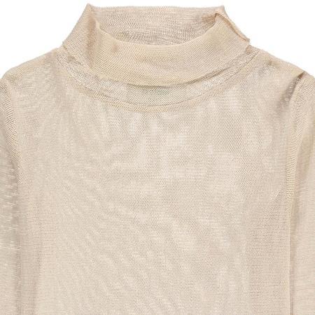KIDS Polder Girl Castor T-Shirt - Powder