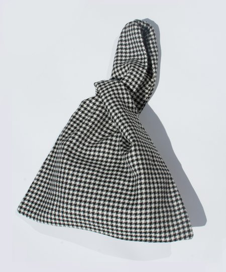 Creatures of Comfort Houndstooth Small Malia Bag