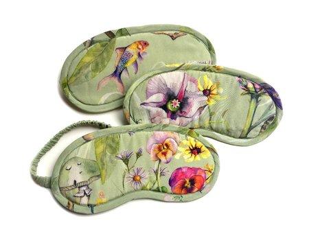Strathcona Earthly Silk Sleeping Mask