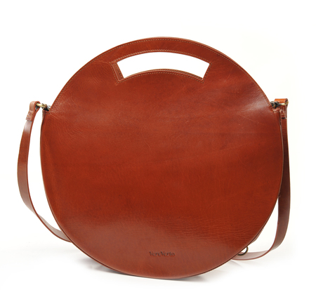 VereVerto Brown Clari Bag