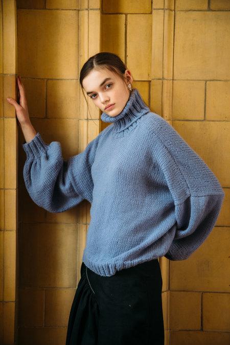"""URBANOVITCH Hand Knit """"Nadya"""" Turtleneck"""