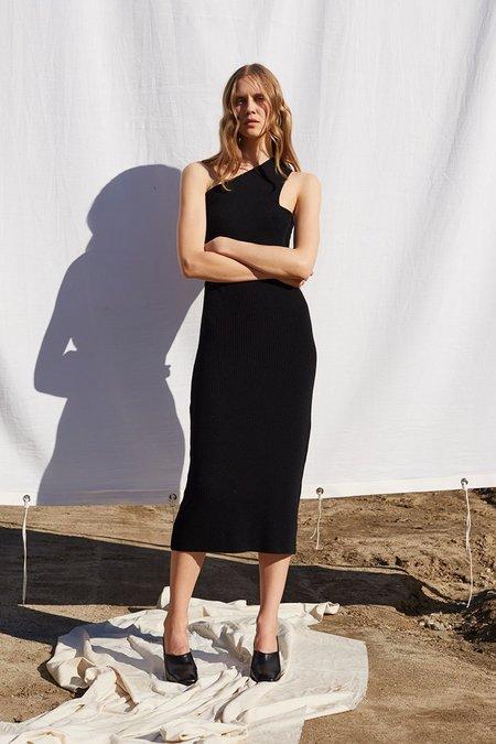 Shaina Mote Sling Dress - Onyx