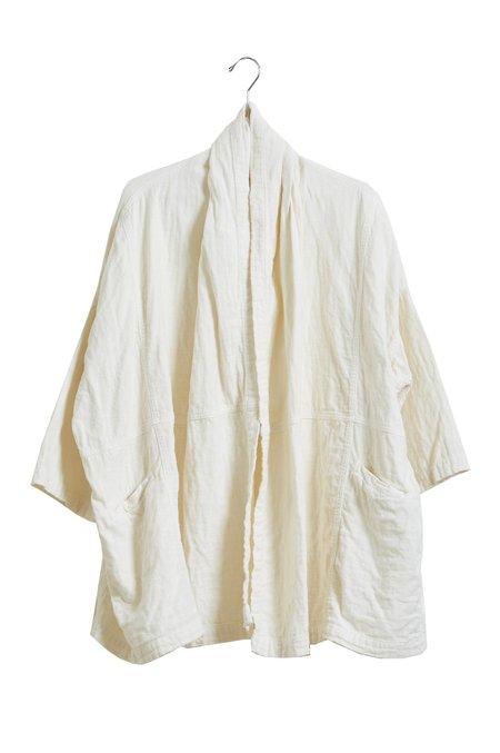 Atelier Delphine Haori Coat - Aged Paper, Cotton
