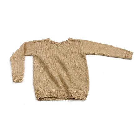 Tsuyumi Wool V Neck