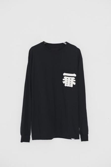 Assembly New York Cotton Long Sleeve Ichiban T-Shirt
