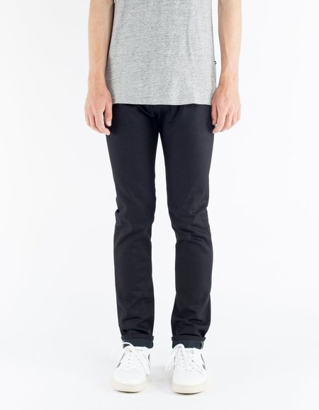 COF Studio M3 Regular Tapered Jean Unwashed Black