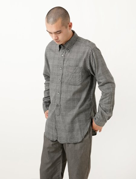 Engineered Garments 19th Century BD Shirt - Glen Plaid