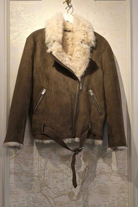 IRO Paanta Shearling Jacket