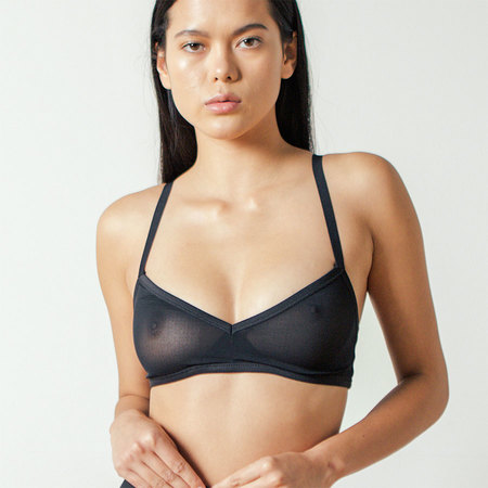 Land of Women Classic Bra in Black