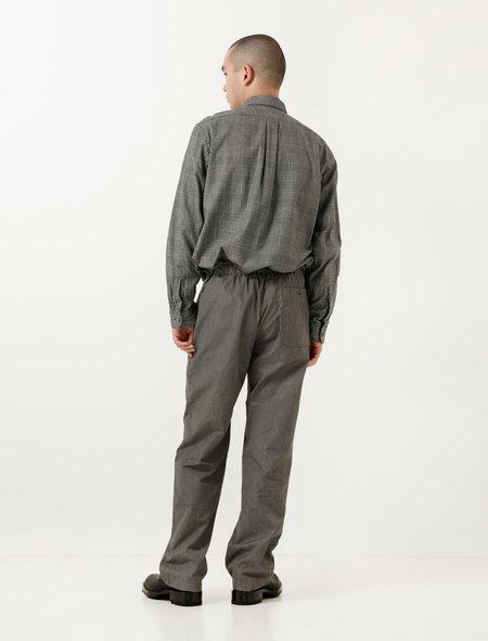 Engineered Garments Emerson Pant - Heather Grey Poplin