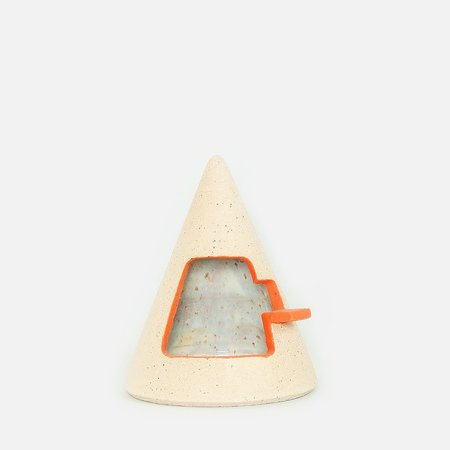 EUNBI Cone Votive Holder and Ashtray