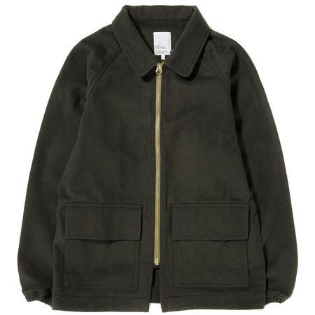 Garbstore Base Blouson Jacket - Olive