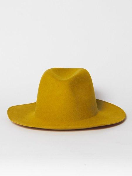 Reinhard Plank Uniform Hat - Mustard