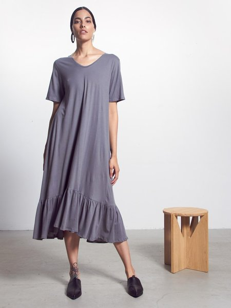 Kowtow Gather Hem Dress