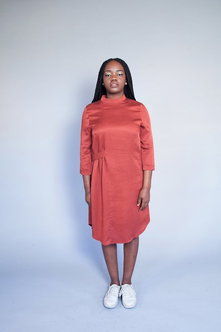 Eve Gravel Klint Dress