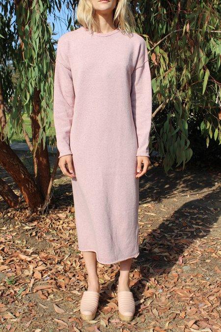 Micaela Greg Sweater Dress - Speckle Rose