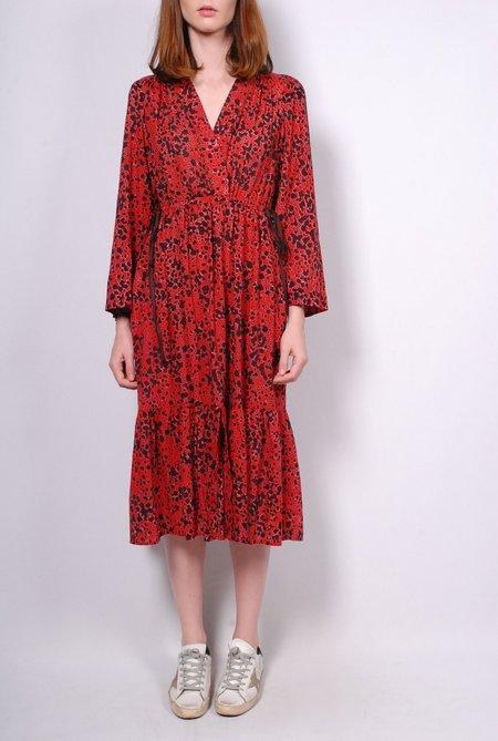 Xirena Leighton Dress - Scarlet