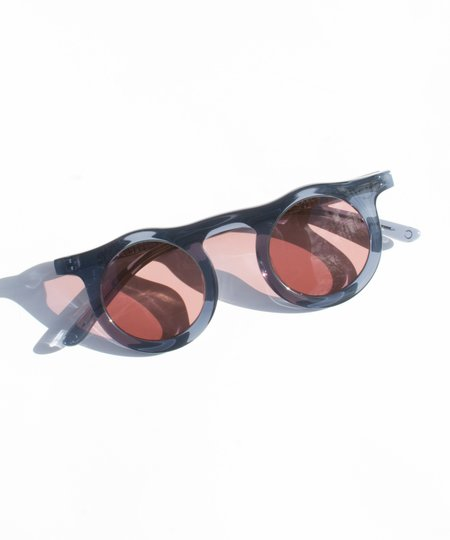 Unisex CARLA COLOUR Indigo Lind Sunglasses