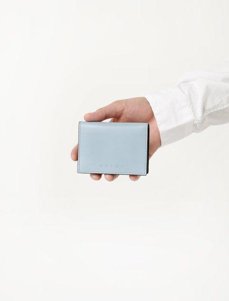 Marni Wallet - Light Blue/Navy