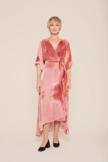 Upstate Wrap Dress