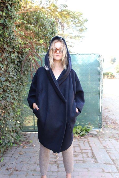 Reality Studio Xiong Coat with Hood - Night