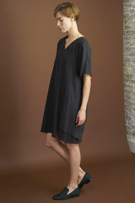 Elise Ballegeer Beate Dress -  Black