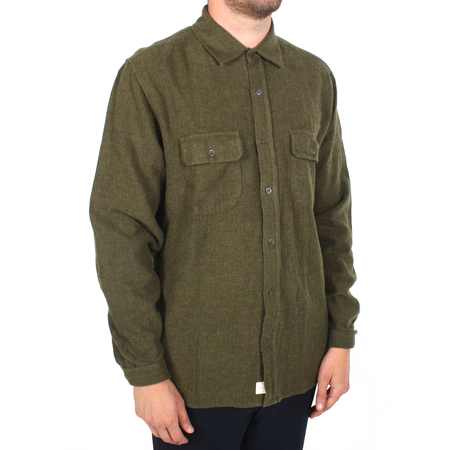 Afield Workwear Shirt Herringbone