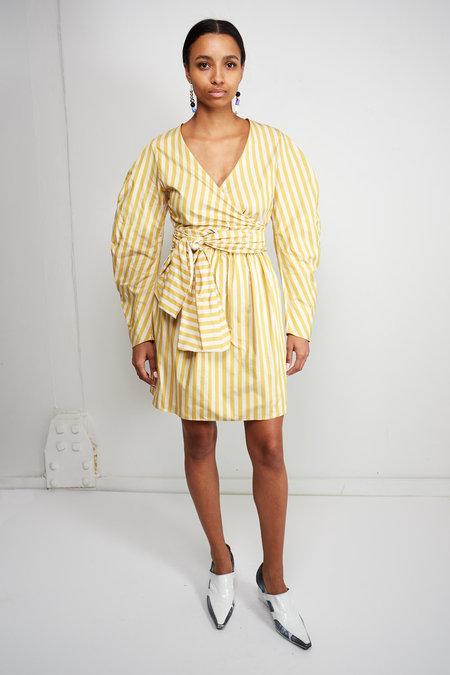Kahle Tie Wrap Dress