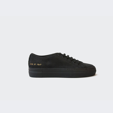 Woman by Common Projects Tournament Low Super Snake - Black