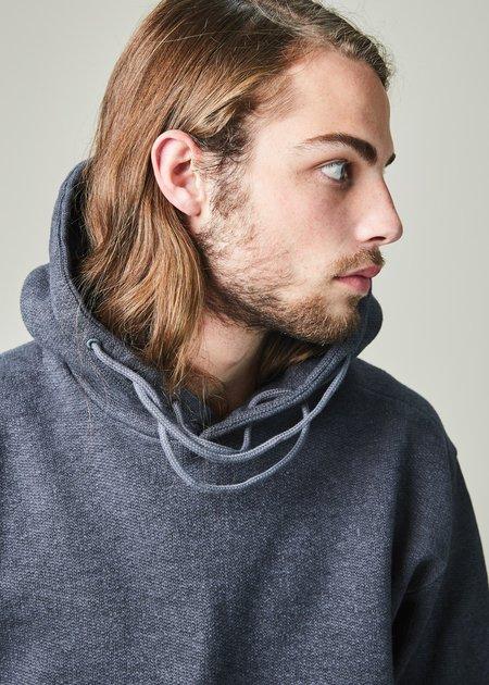 Homecore Hoodter Sweatshirt - Wolf Grey