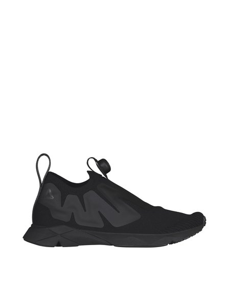 Reebok Classic Pump Supreme Ultra K Shoes - Black